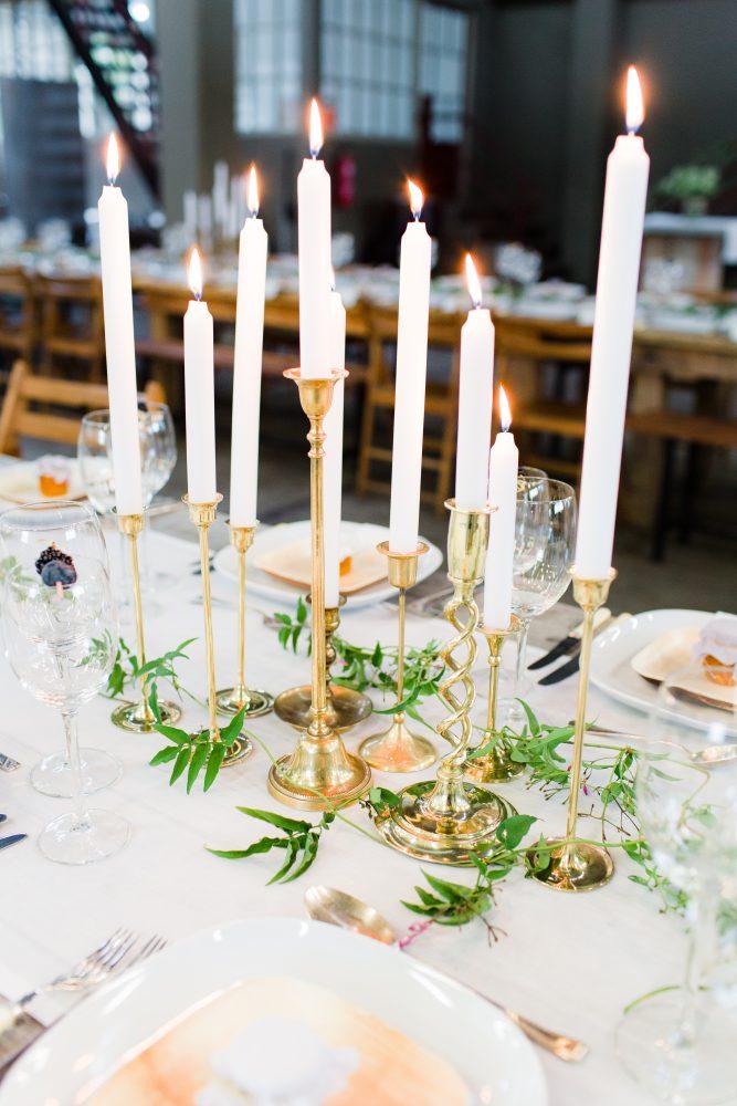 Hélène Millot - Warehouse Wedding