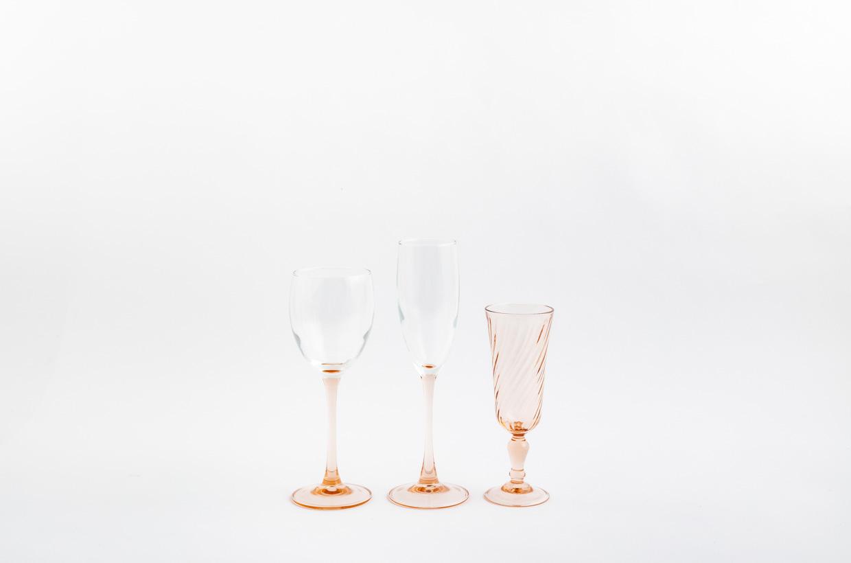 Hélène Millot - Pink Stem Flute