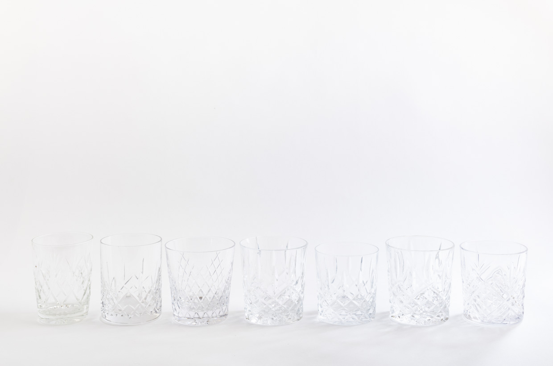 Hélène Millot - Crystal Tumbler