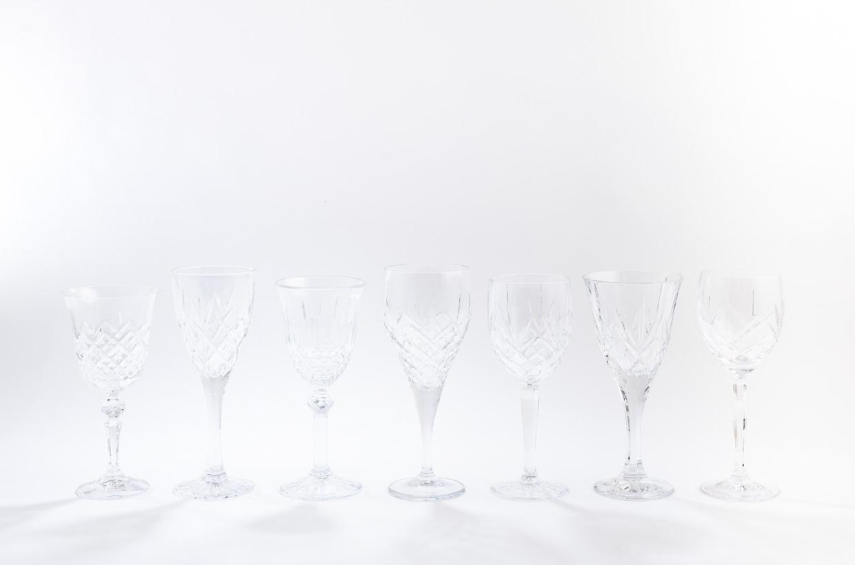 Hélène Millot - Crystal Red Wine