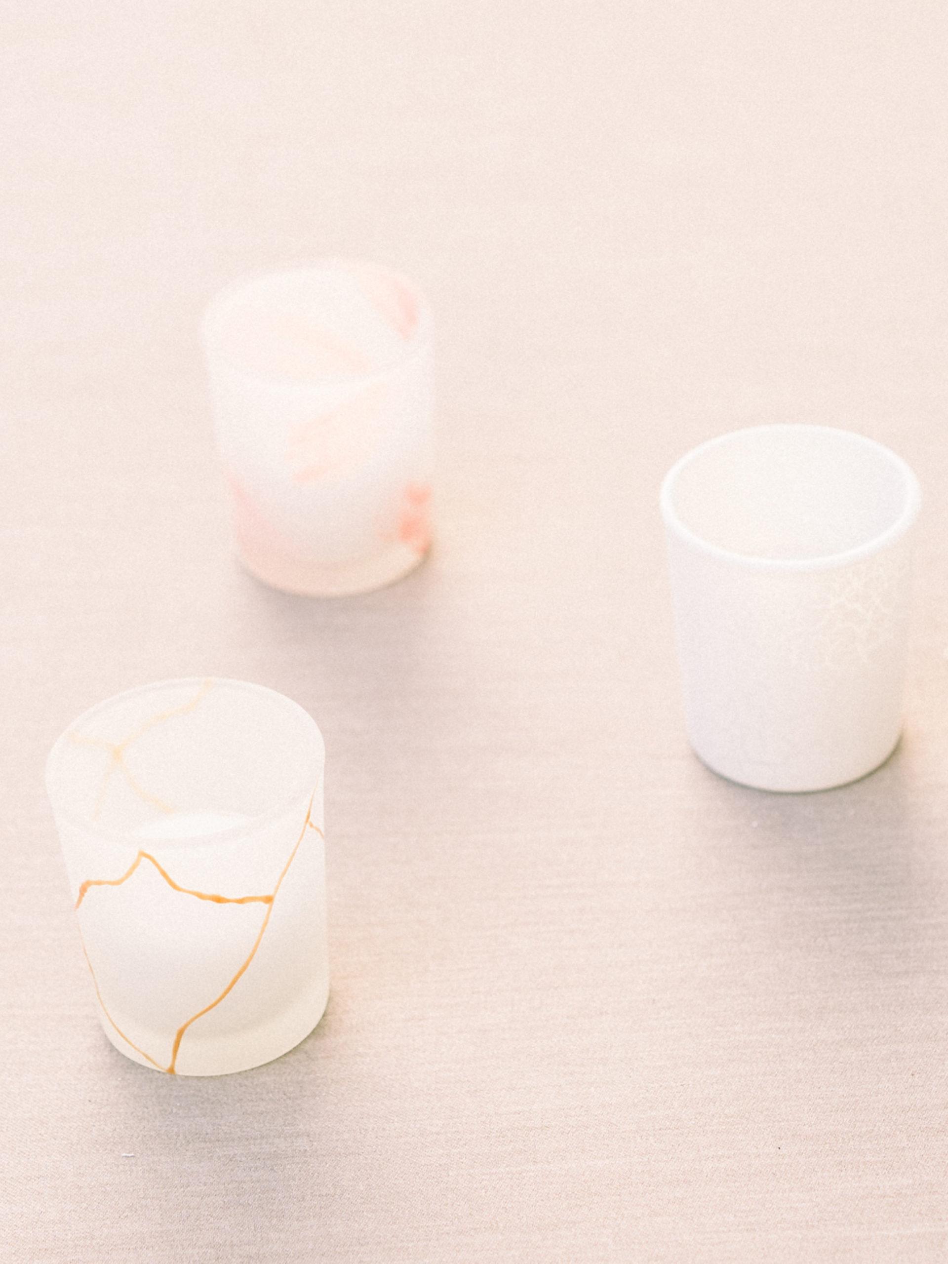 Hélène Millot - Kintsugi Glass