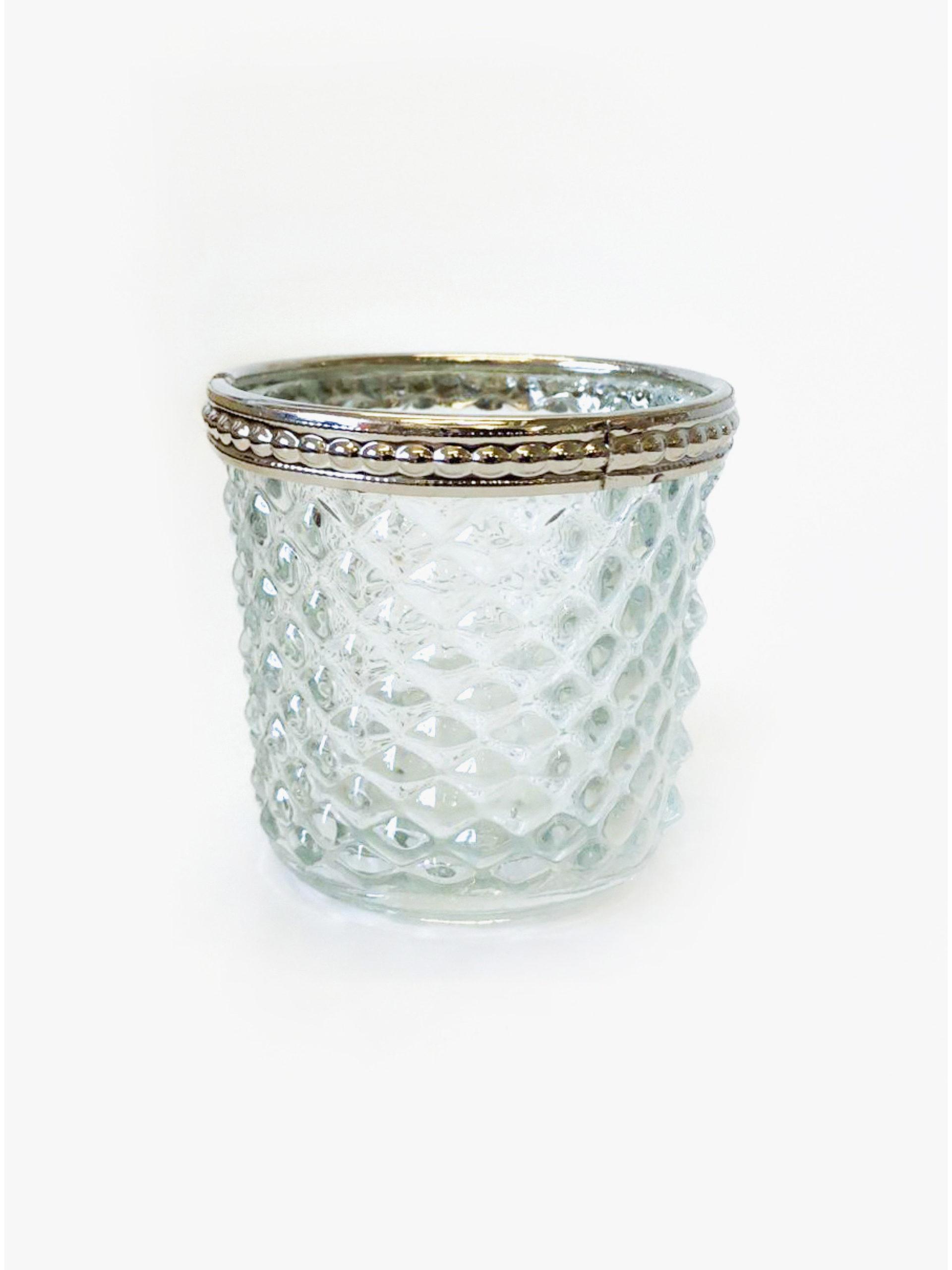 Hélène Millot - Glass and Silver - Small